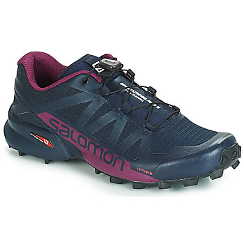 Shoes Women Running shoes Salomon SPEEDCROSS PRO 2 Black / Violet