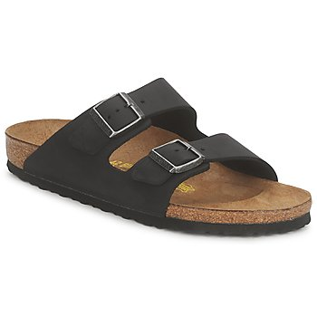 Shoes Men Mules Birkenstock ARIZONA PREMIUM Black