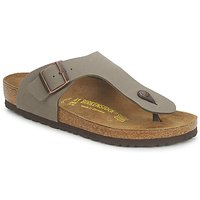Shoes Men Flip flops Birkenstock RAMSES Grey