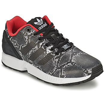 Shoes Women Low top trainers adidas Originals ZX FLUX W Grey