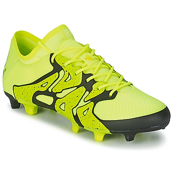 Shoes Men Football shoes adidas Performance X 15.1 FG/AG Yellow