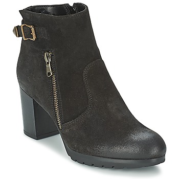 Shoes Women Ankle boots Samoa FINOLER Black