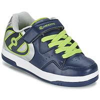 Shoes Boy Wheeled shoes Heelys HYPER Marine / Silver / Green