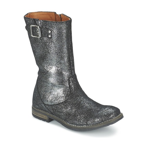 Shoes Girl Boots Shwik WACO BOTTE Black