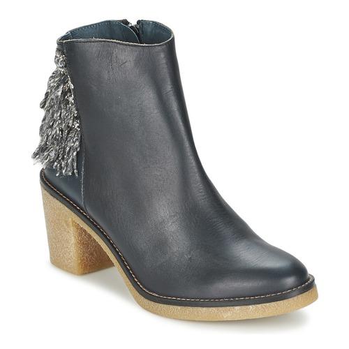 Shoes Women Ankle boots Miista BRIANNA Blue / Marine