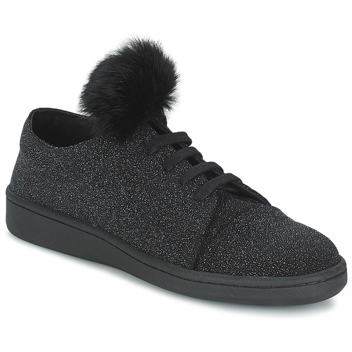 Shoes Women Low top trainers Miista ADALYN Blue / Dark
