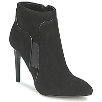 Shoes Women Ankle boots French Connection MORISS Black