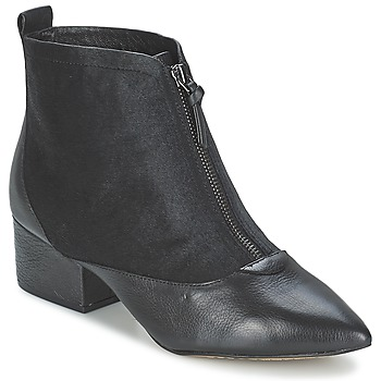 Shoes Women Ankle boots French Connection ROBREY  black