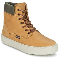 Shoes Women High top trainers Victoria BOTA MONTANA PIEL/CUELLO Ocre tan