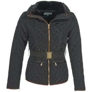 material Women Duffel coats Best Mountain AOUINETI Black