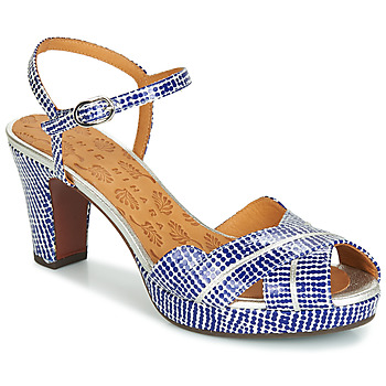 Shoes Women Sandals Chie Mihara NALU Blue