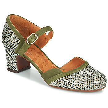 Shoes Women Court shoes Chie Mihara TROMPETA Green