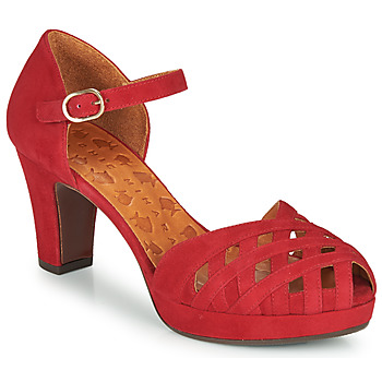 Shoes Women Sandals Chie Mihara IRMA Red