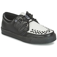 Shoes Derby shoes TUK CREEPERS SNEAKERS Black / White