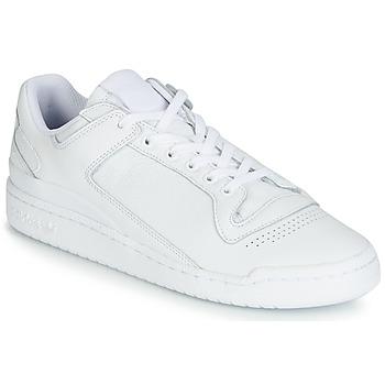 Shoes Men Low top trainers adidas Originals FORUM LO DECON White