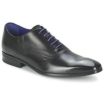 Shoes Men Brogue shoes Azzaro NOBODAN Black