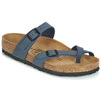 Shoes Women Mules Birkenstock MAYARI Marine