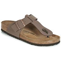 Shoes Men Flip flops Birkenstock MEDINA Brown