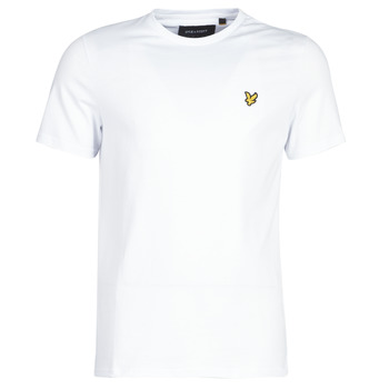 material Men short-sleeved t-shirts Lyle & Scott FAFARLITE White