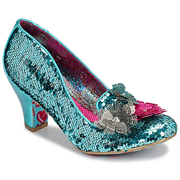 Shoes Women Court shoes Irregular Choice CARIAD Blue