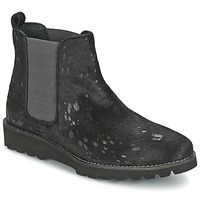 Shoes Women Mid boots Maruti PASSION Black