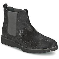 Shoes Women Mid boots Maruti PASSION Black