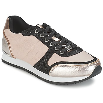 Shoes Women Low top trainers SuperTrash DALLAS Nude