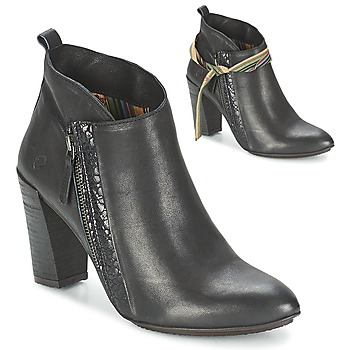 Shoes Women Ankle boots Felmini CASSANDRE Black