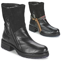Shoes Women Mid boots Felmini CLARA Black