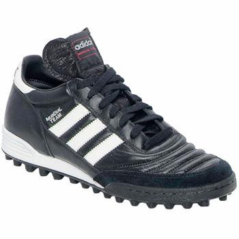 Shoes Football shoes adidas Performance MUNDIAL TEAM DUR Black / White