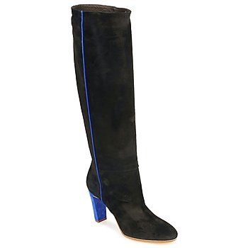 Shoes Women Boots Michel Perry 13184 Black