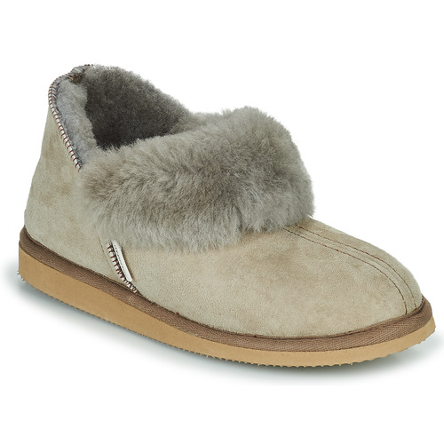 Shoes Women Slippers Shepherd KARIN Grey
