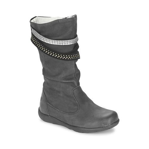 Shoes Girl Boots Primigi CHARLIZE Black