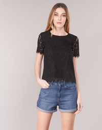 material Women Blouses Moony Mood KEMI Black