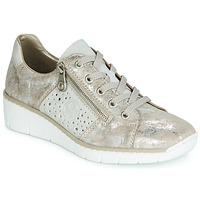 Shoes Women Low top trainers Rieker RIKTUS Gold