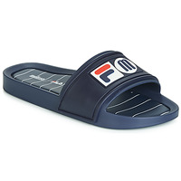 Shoes Women Sliders Melissa SLIDE + FILA Marine