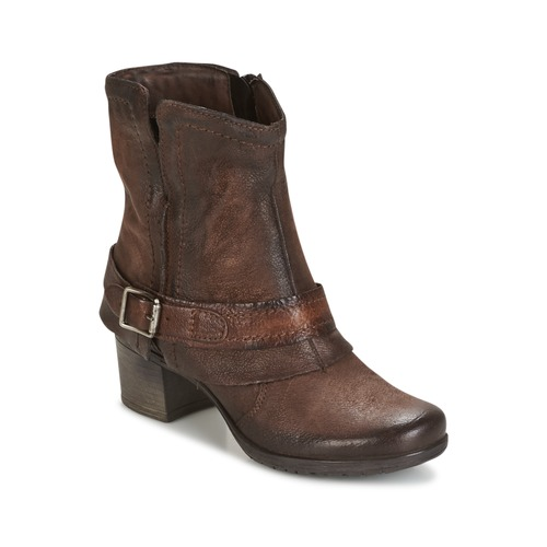 Shoes Women Ankle boots Dream in Green VINEL Cafe
