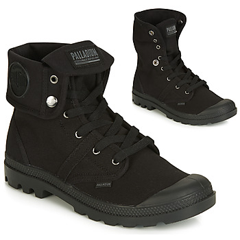 Shoes Men Mid boots Palladium PALLABROUSE BAGGY Black