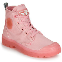 Shoes Women Mid boots Palladium PAMPALICIOUS Pink
