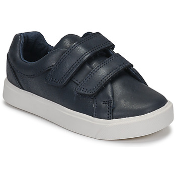 Shoes Children Low top trainers Clarks City OasisLo T Marine
