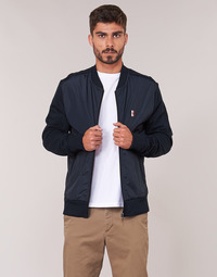 material Men Blouses Tommy Hilfiger MIXED MEDIA BOMBER Marine