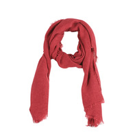 Clothes accessories Women Scarves André ZEPHIR Red
