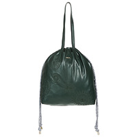 Bags Women Shopper bags Desigual DARK AMBER TALLIN Green