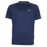 material Men short-sleeved t-shirts Under Armour TECH 2.0 SS TEE Marine