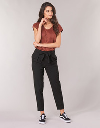 material Women chinos Only ONLNICOLE Black