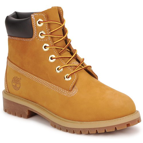 33c1dd7058 Timberland 6 IN PREMIUM WP BOOT Brown - Free delivery | Spartoo NET ...