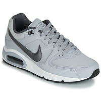 Shoes Men Low top trainers Nike AIR MAX COMMAND LEATHER Grey