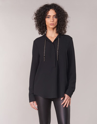 material Women Blouses Marciano TAYLOR Black
