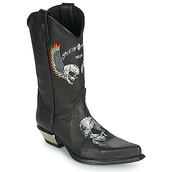 Shoes Men Boots New Rock M-WST027-S1 Black