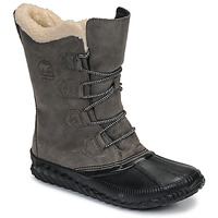 Shoes Women Snow boots Sorel OUT N ABOUT PLUS TALL Grey